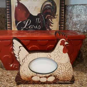 Henny the Chicken, Picture Frame